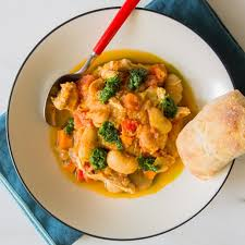 insert cuisine tuscan chicken butter bean stew in tuscan cuisine a traditional