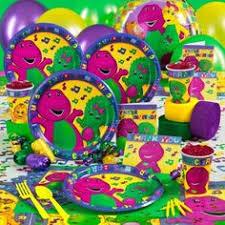 Diy Barney Decorations Barney The Dinosaur Birthday Party Ideas Dinosaur Birthday Party