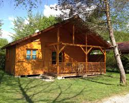 location vacances lac vouglans chalets mobil homes caravanes