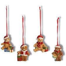 villeroy boch nostalgic ornaments teddy ornaments se