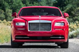 rolls royce gold and red 2014 rolls royce wraith first test