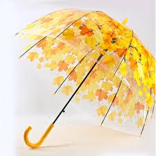 woman umbrella autumn umbrella leaves umbrella child rain