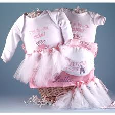 Gift Baskets With Free Shipping Little Ballerina U201d Baby Shower Gift Basket U2013 Free Shipping New Baby