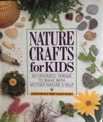 nature crafts for kids gwen diehn terry krautwurst amazon com