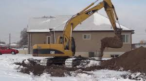 basement foundation dig out mpg youtube