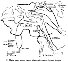 Ottoman Trade Ottoman Trade Routes In The 19th C