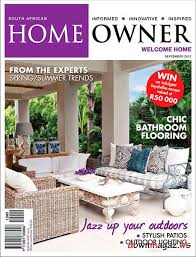 Home Decor Magazines South Africa Home Owner South Africa September 2012 Download Pdf Magazines