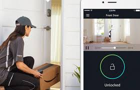 amazon to let delivery drivers open your front door