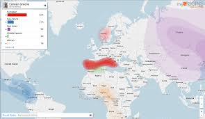 dad u0027s ethnicity estimates on ancestrydna vs family tree dna