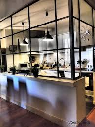 fermer une cuisine ouverte verrière cuisine kitchen window verriere cuisine