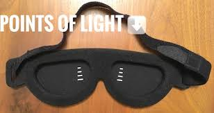 points of light review gts 1000 sleep therapy mask review mymac com