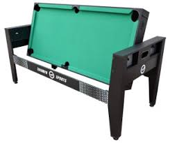 triumph 4 in 1 game table multi game table reviews triumph sports usa 4 in 1 rotating game