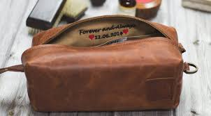 3rd anniversary gift ideas for why leather for a third wedding anniversary gift ideas for him