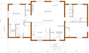 Single Story House Plans Single Story Open Floor Plans Plan 3 Bedrooms 2 Incredible Bedroom
