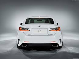 lexus two door coupes lexus rc f sport 2015 pictures information u0026 specs