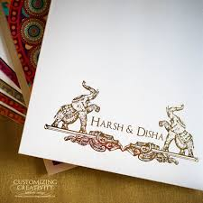 custom invites wedding logo wedding invitations cards indian wedding cards