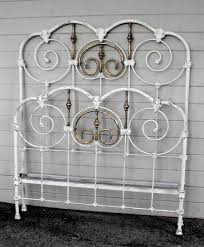 antique bed frames metal antique iron bed 12 rustic antique