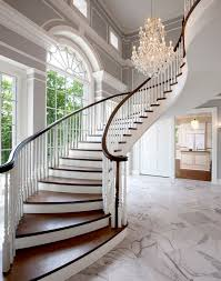 Staircase Wall Ideas Ideas For Decorating A Staircase Wall Staircase Traditional With