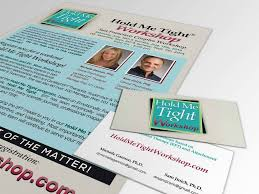 Business Cards San Francisco Hold Me Tight Workshop Flyer And Business Cards Razorfrog Web