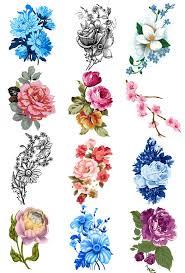 best 25 vintage floral tattoos ideas on pinterest temporary