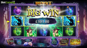 free halloween slots review of halloween fortune ii video slot from playtech rtp