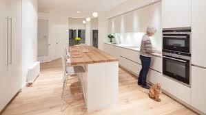 kitchen galley design ideas various kitchen galley with breakfast bar home design in find
