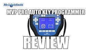 mvp pro auto key programmer review mr locksmith video youtube