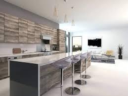 banc pour ilot de cuisine ilot de cuisine fly bar de cuisine design bar cuisine design table