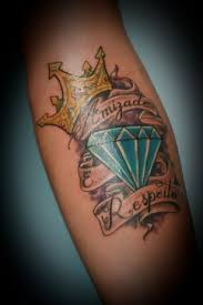 diamond tattoo design ideas