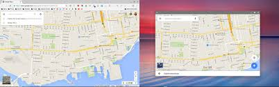 Build Your Own Android App 14 Mapping Your Way To Google Maps by This Is What It U0027s Like So Far To Use Android Apps On A