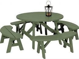 Best 25 Octagon Picnic Table Ideas On Pinterest Picnic Table by Round Picnic Table Plans Shelby Knox