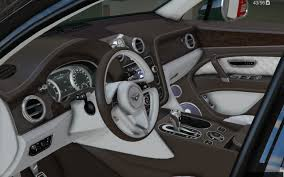 bentley bentayga 2016 interior bentley bentayga add on replace gta5 mods com