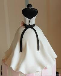 wedding dress bridal shower cake for kate a photo on flickriver