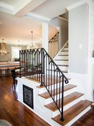Railings And Banisters Best 25 Wrought Iron Stair Railing Ideas On Pinterest Iron