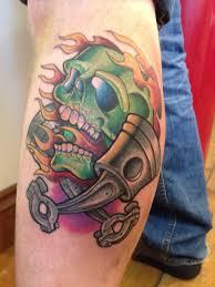 new piston tattoo designs more information