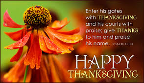 happy thanksgiving to all of my dear family who all give