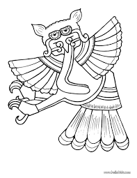 owl coloring pages hellokids com