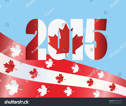 canada day 2015 red maple leaf stock vector 282479255 shutterstock