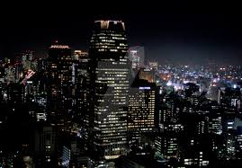 The Blind Alley Night View From Tokyo Tower 1 By Theblindalley On Deviantart