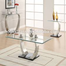 Glass Modern Coffee Table Sets Bent Glass Coffee Table Bent Glass Coffee Table Suppliers And