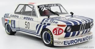 bmw 1974 models bos models bos201 scale 1 18 bmw 2002 gr 2 team europa mobel n