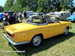 renault fuego convertible renault caravelle 1100 s cabriolet 1967 1968 6ème fête autorétro