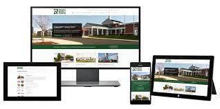 home builder web design localsight net