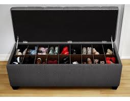 Fancy Ottomans Fancy Ottoman Shoe Storage 50 Best Ideas For 20 Intended Bench