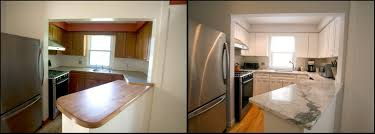 before and after home renovations www therhodeguide com