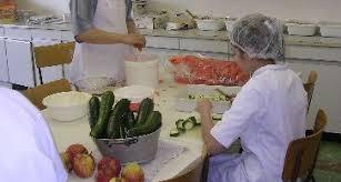 aide de cuisine de collectivité aide logistique en collectivites
