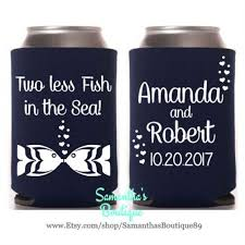 wedding koozie 36 best wedding koozies images on wedding koozies