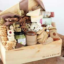 edible gift baskets tastes for everyone all gifts olive cocoa