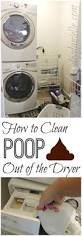 How To Clean A Clothes Dryer How To Clean Out Of The Dryer Diy Danielle