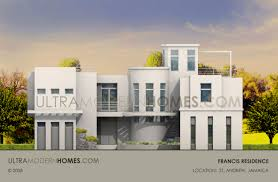 Ultra Modern House Ultra Modern House Design In Saint Andrew Jamaica Designed By